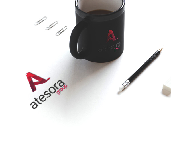 Atesora Group // Branding