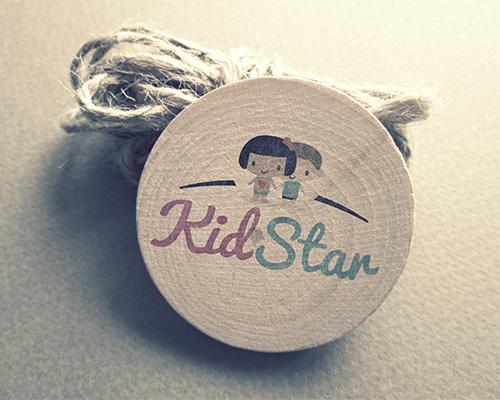diseño-logotipo-kidstar