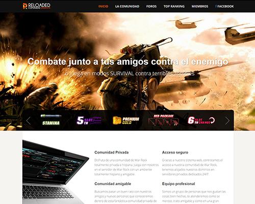 diseño-pagina-web-game-play-warrock-reloaded-2