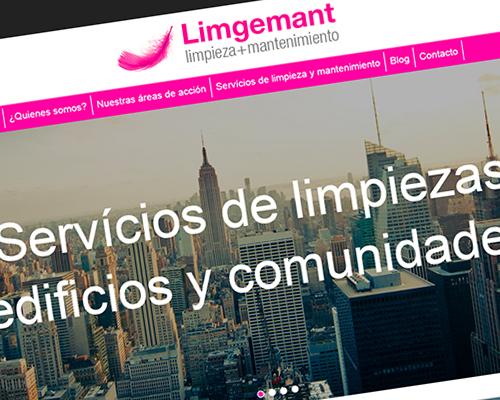 diseño-web-limpiezas-limgemant