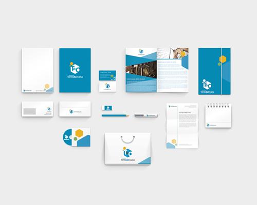 Passion agency dise o identidad corporativa grupo for Diseno imagen corporativa
