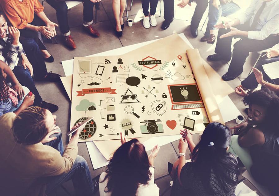 ¿Sabes cómo iniciarte en las redes sociales para empresas?