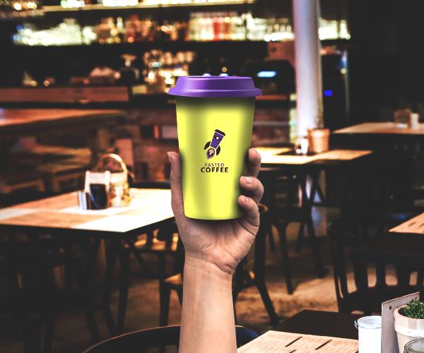 Fasted Coffee // Branding & Packaging