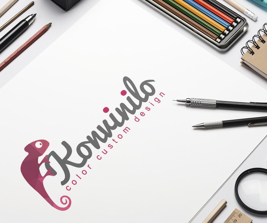 Diseño de marca creativa